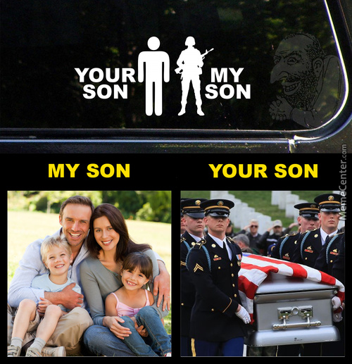 United States Army, Dumbest Suckers In The World