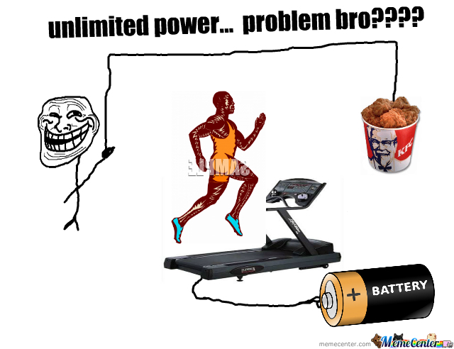 Unlimited Power!!!!!!