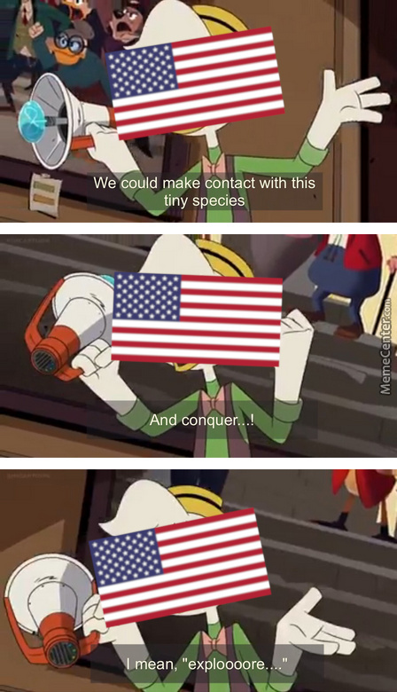 Usa Be Like