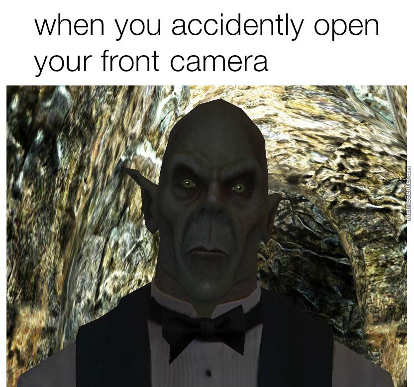 Usually Happens When I Turn My Monitor Off