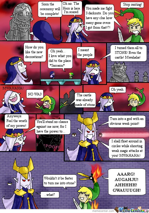 Vaati Isn't The Smartest Villain In The Zelda Series