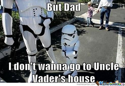 Vader's House