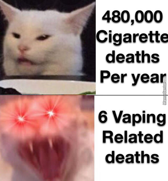 Vaping Kills