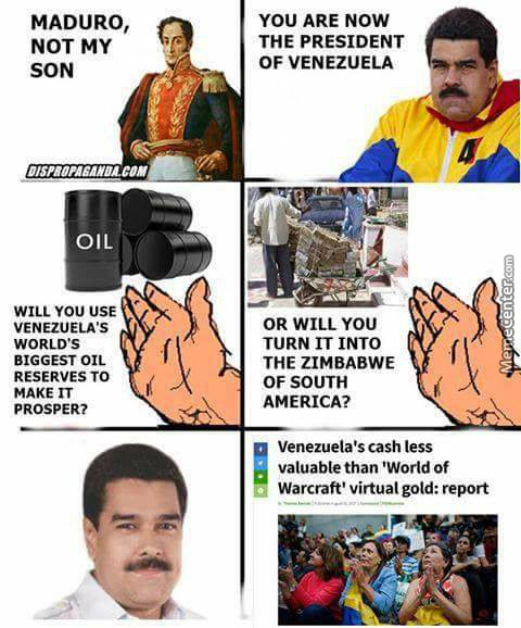 Venezuela Right Now