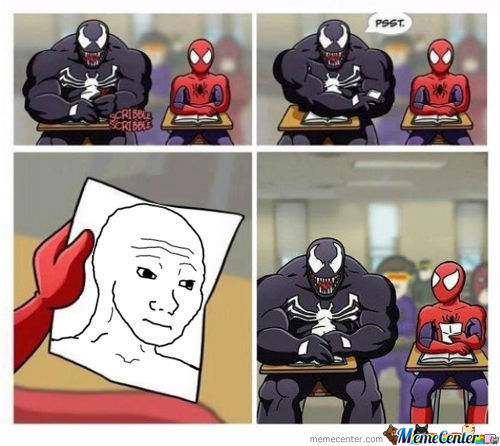 Venom Has Feelings Too