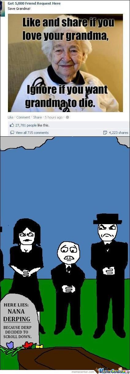 Victims Of Facebook