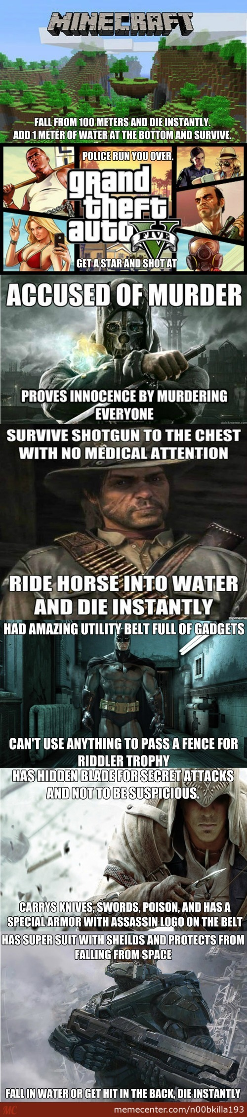 Video Game Logic Compilation