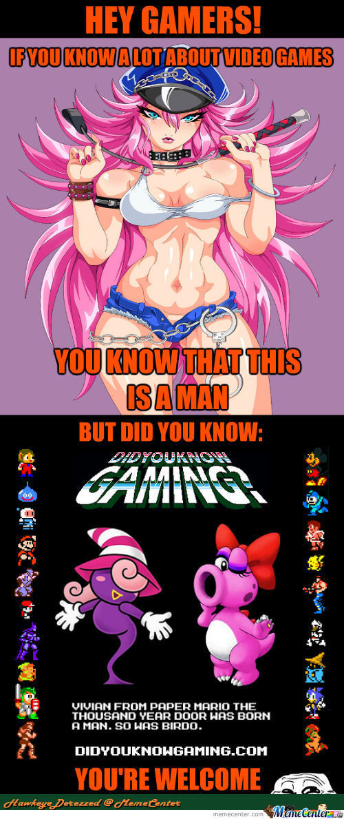 Video Game Traps