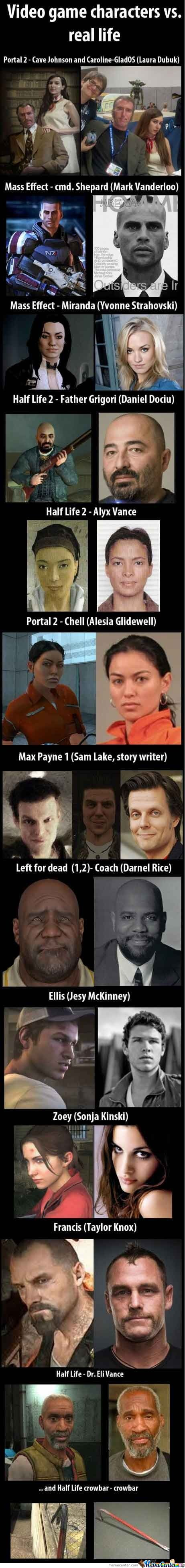 Video Games And Real Life