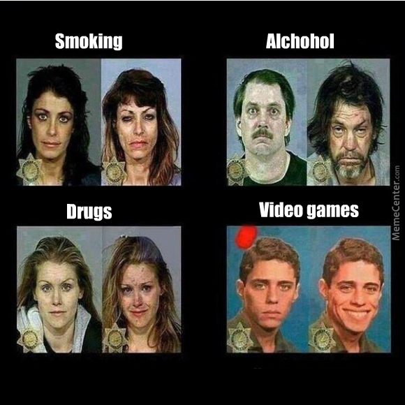 Video Games Are Good For Your Health