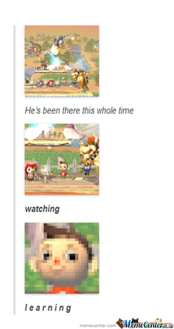 Villager's Time Has Come