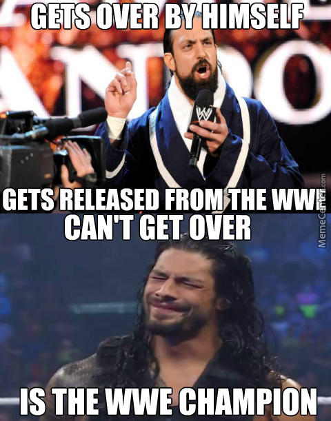 Vince Mcmahon Logic: Because He Hates Making Money