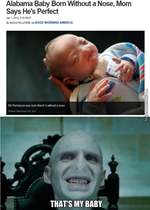 Voldemort Can Continues His Legacy