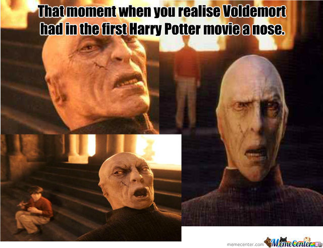 Funny Harry Potter Memes Voldemort : Beauty and lord voldemort youtube