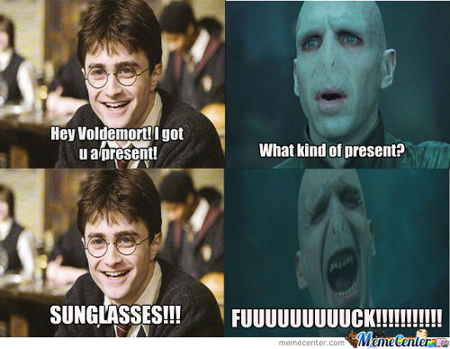 Voldemort Trolled! (And That's How Everything Started)