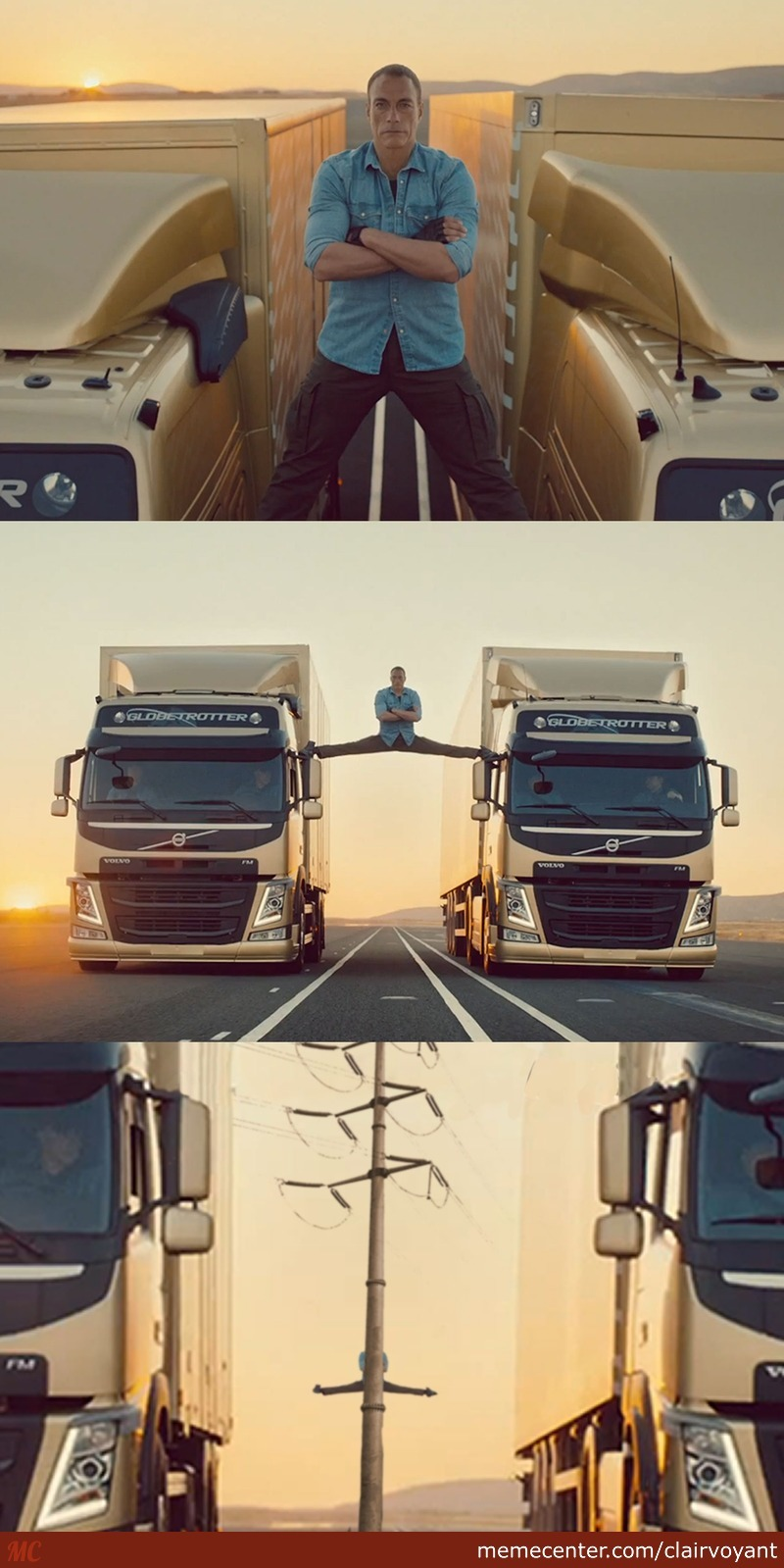 Volvo Commercial Behind The Scenes.