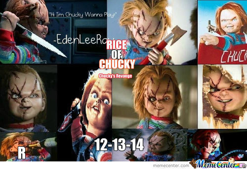Vote To See Chucky Come Back