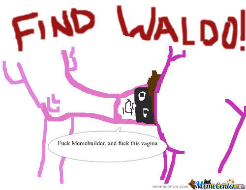Waldo Is Invisible!