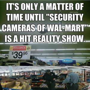 Walmart Shoppers! :3 I'd Watch It (X by lunalovesu94 - Meme