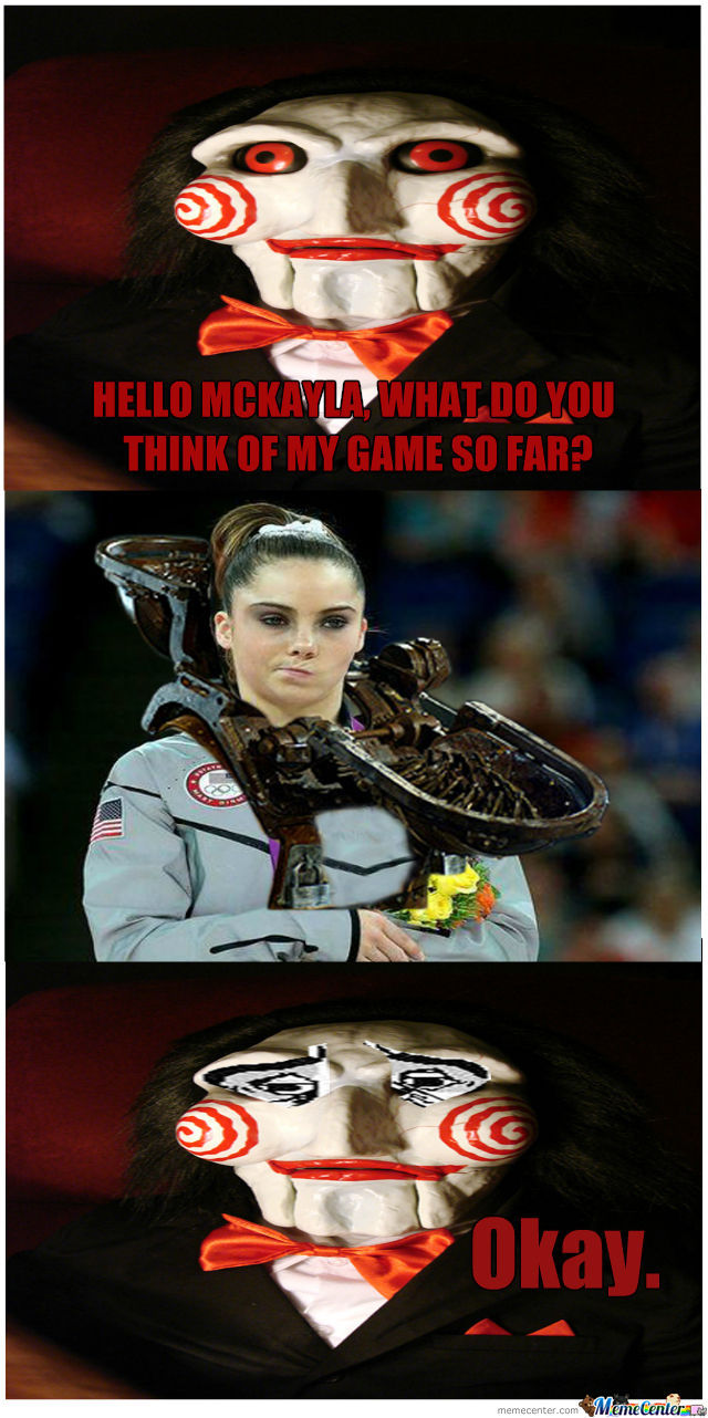 Want To Play A Game Mckayla?