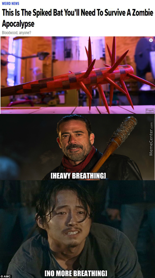 Warning: Walking Dead's Season 7 Spoilers!