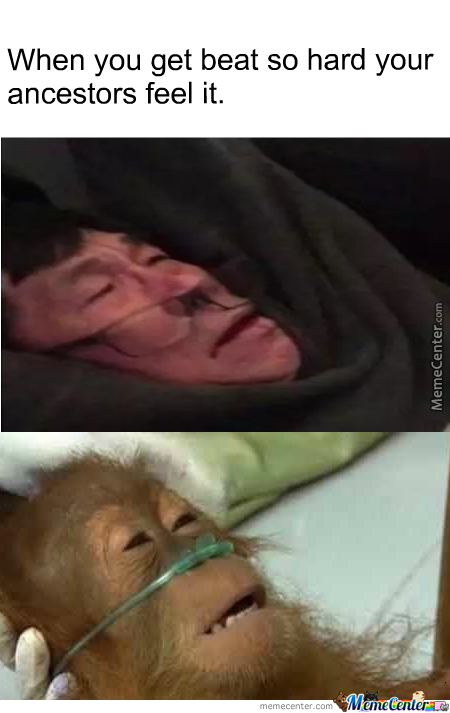 Was I The Only One Who Saw The Resemblance?