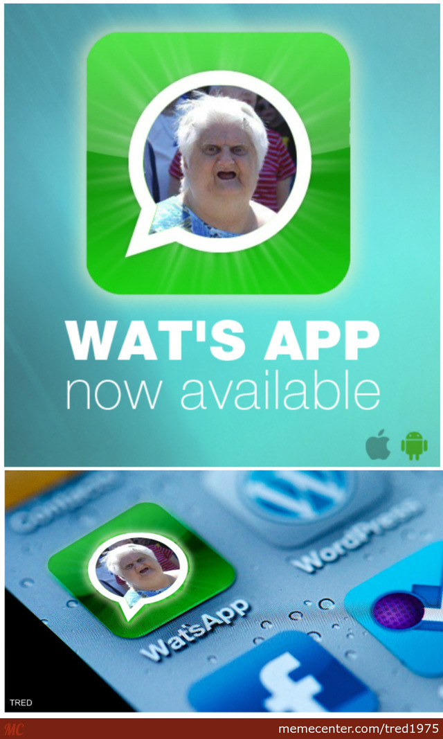Wat's App Out Now!! For Your Personal Wat Moment