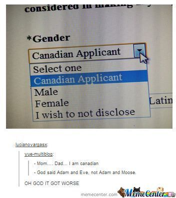 Watch Out, We've Got A New Gender In Town