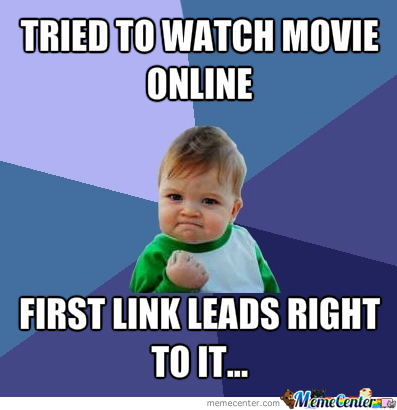 Watching Movie Online