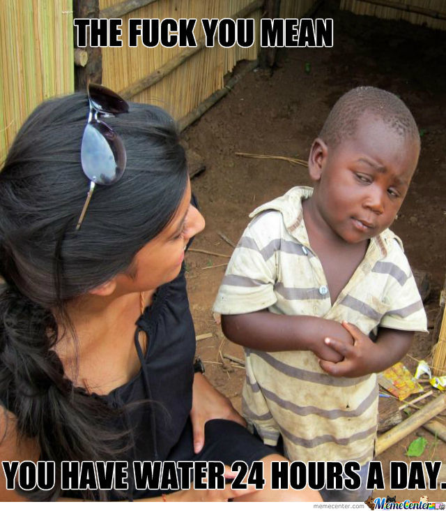 Water 24 Hours A Day?