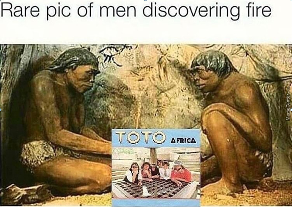 Water, Africa By Toto, Earth, Air