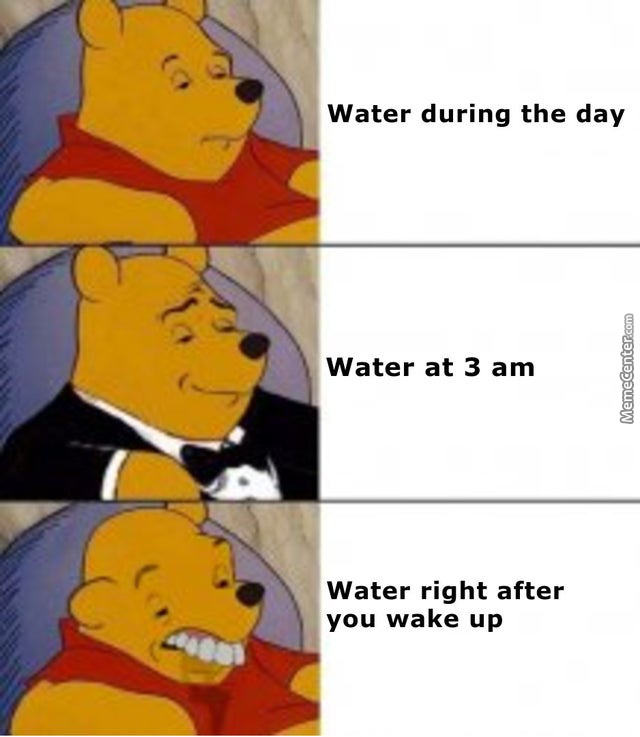 Water At 3 Am Hits Just Different