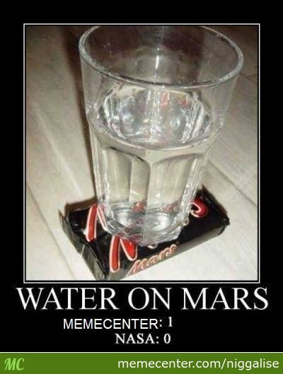 Water On Mars Was Found!!!