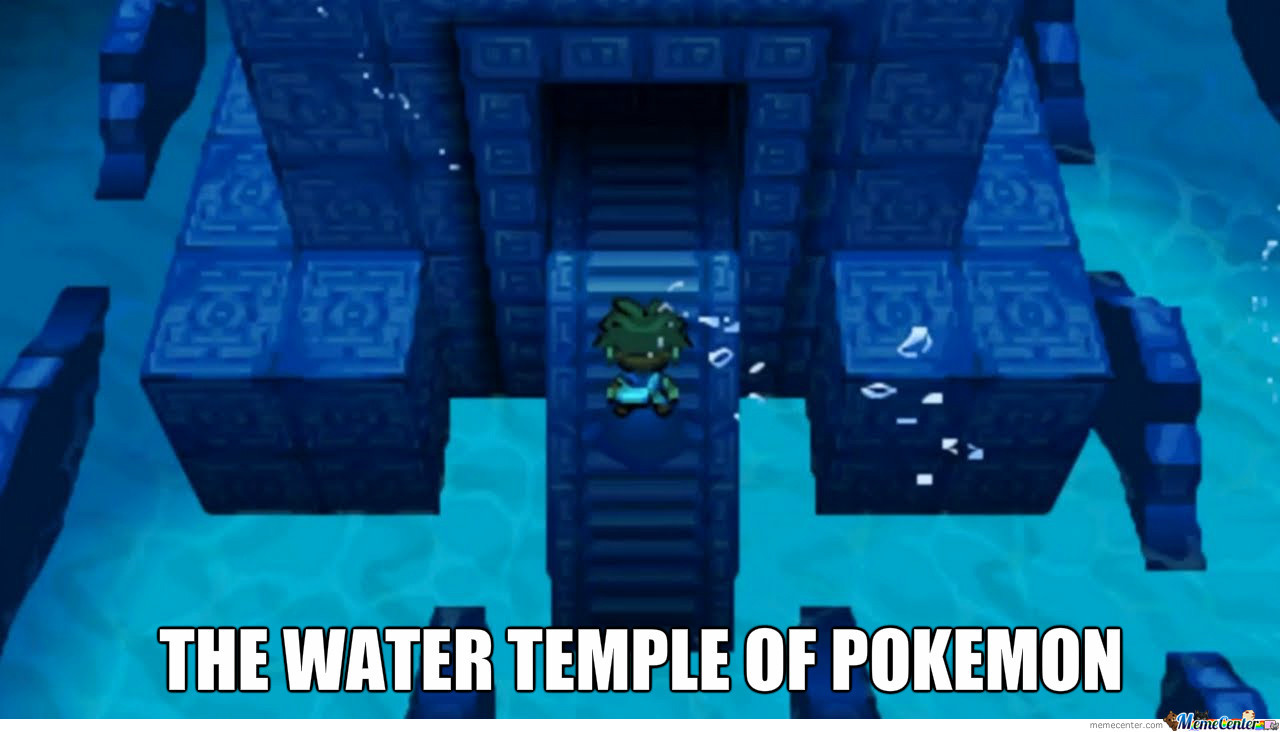 Water Temple!