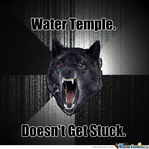 water temple_o_306947 water temple by snagg88 meme center,Water Temple Meme