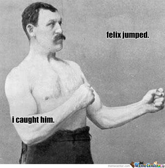 Way Overly Manly Man