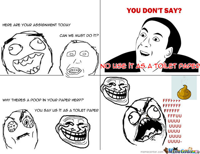 we all know troll is better than you don t say by fapzord meme center