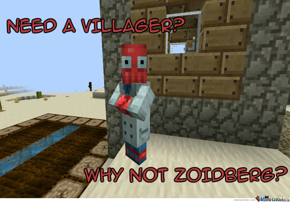 We All Need A Zoidberg In Our Village