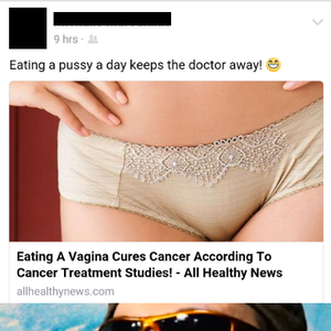 Were All Going To Die Cuz Of The Cancer On The Internet Lack Of Pussy By Victroll Meme Center