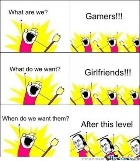 We're The Gamers!