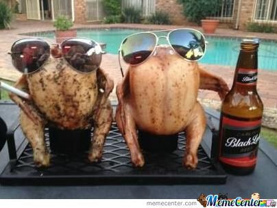 We Got The Coolest Chicks To Come To Our Party