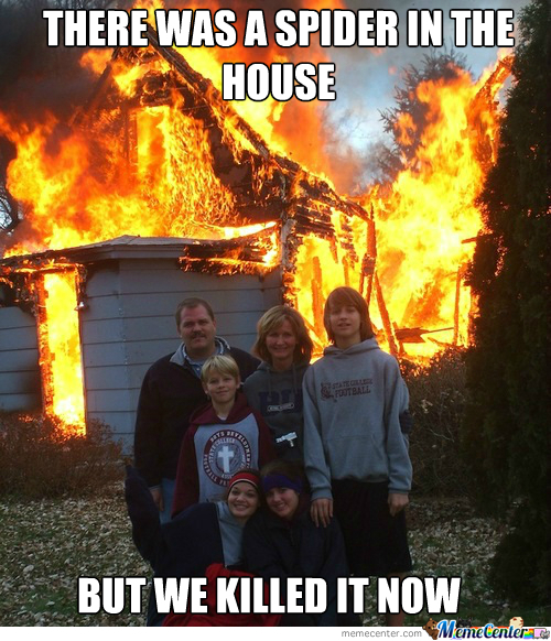 We Had To Burn The House Down By Doulla