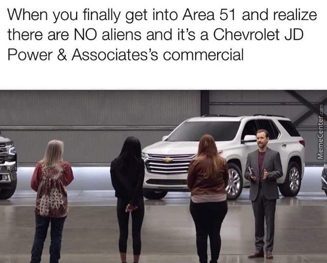 We Need More Area 51 Memes