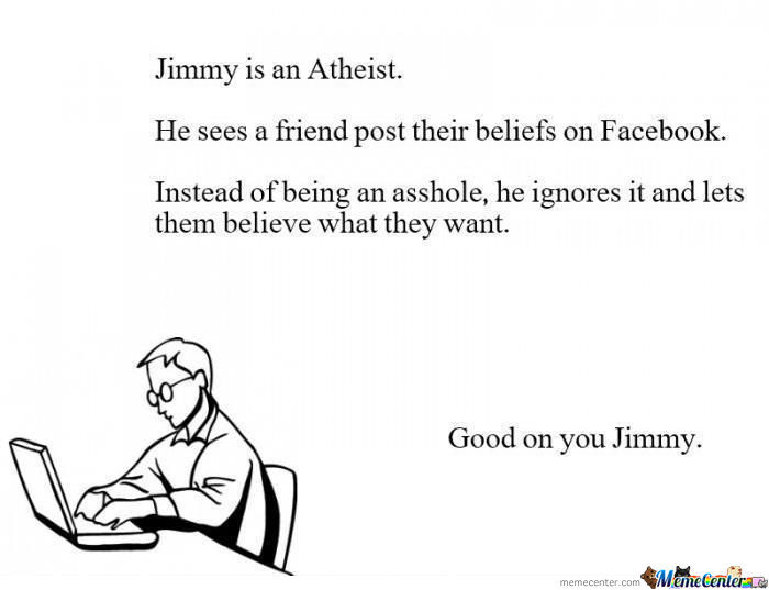 We Need More Jimmys.
