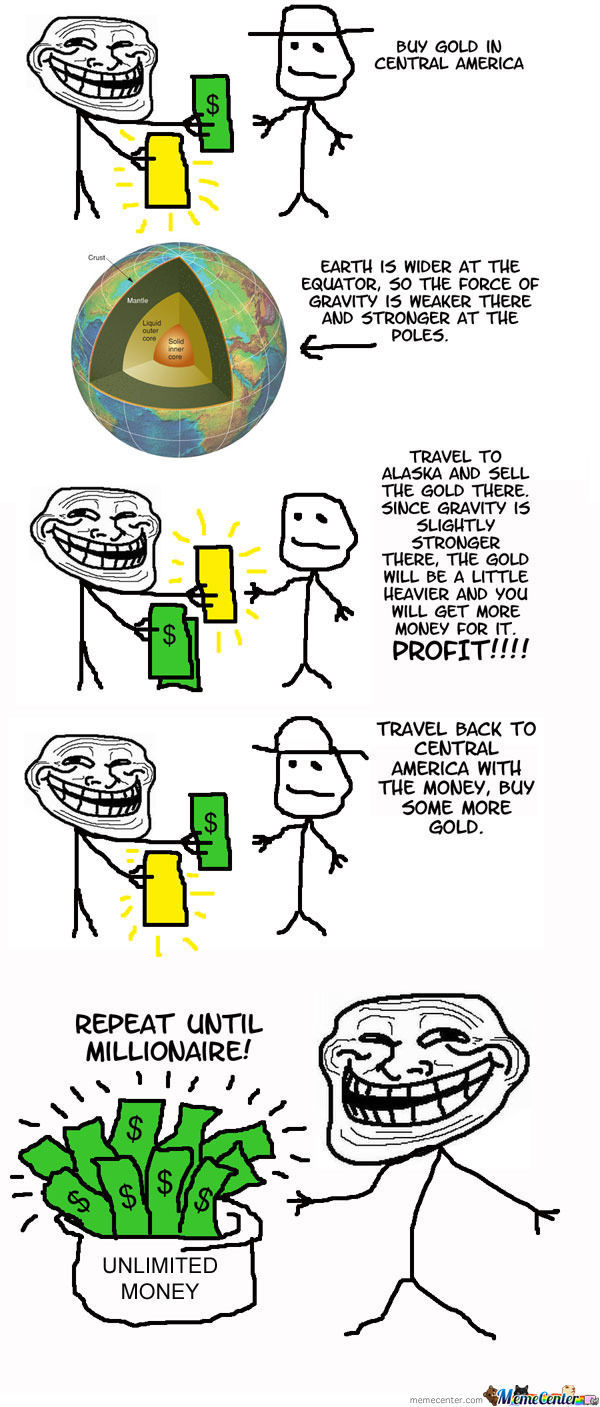 We Needed Another Troll Comic