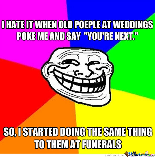 Weddings.