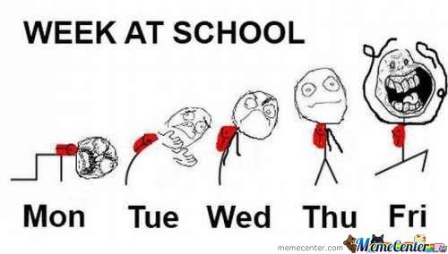 week at school_o_531921 week at school by trollzor19 meme center
