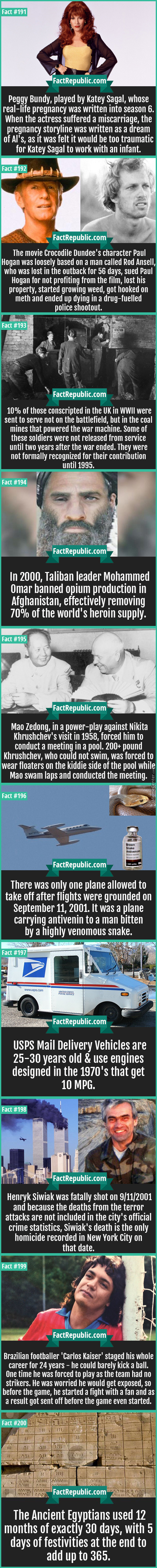 Weird Facts That Almost Nobody Knows ...