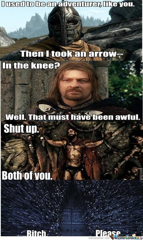 Welcome To Archery Haters Anonymous!