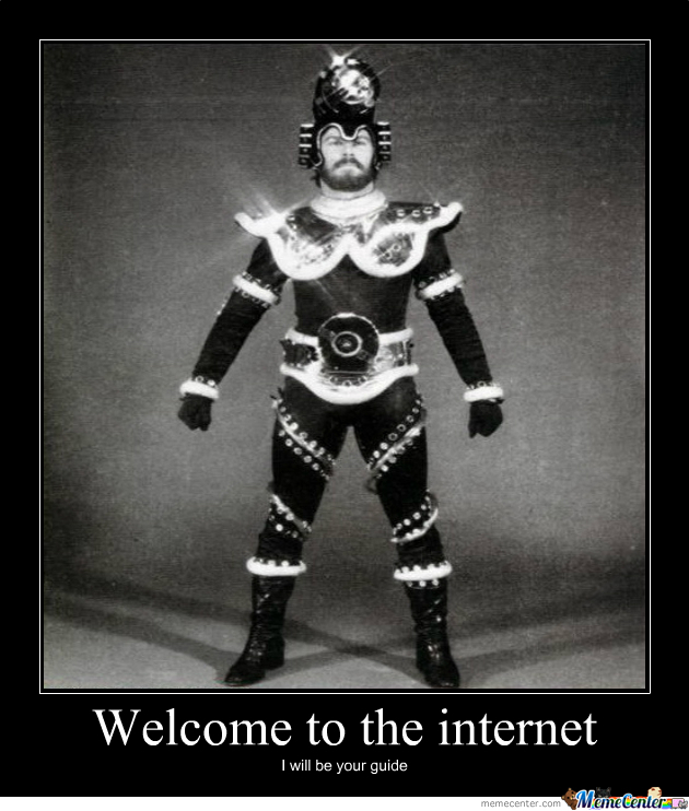 Welcome To The Net